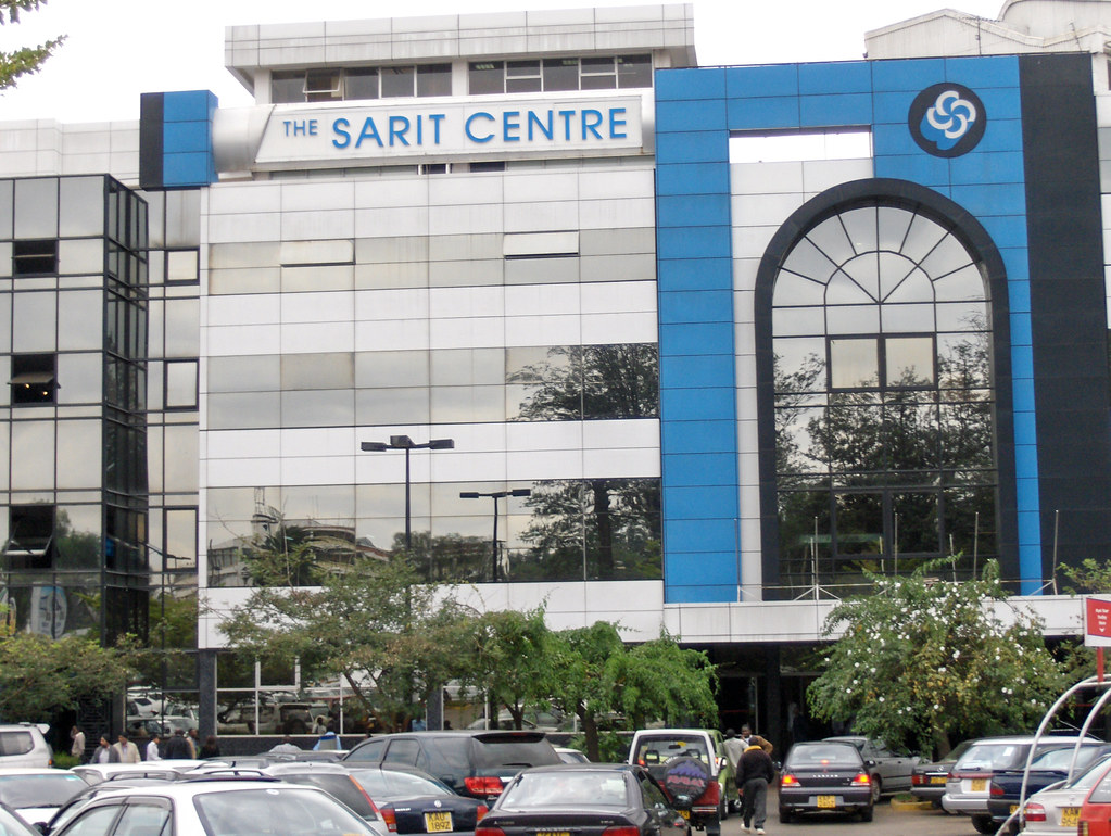 Sarit Center